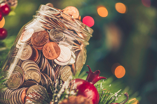 All I want for Christmas – is some money left over in the New Year